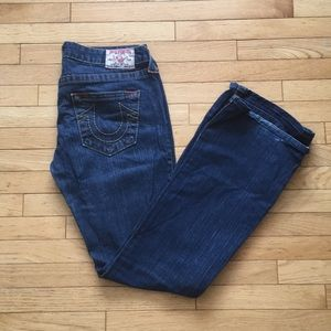 True Religion Bobby Bootcut Jeans Size 29